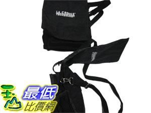 [美國直購 ShopUSA] 美國 La Crosse 黑色背包 (20cm高x 15cm寬x9cm厚) $69