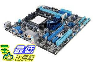 [美國直購 ShopUSA] 主機板 ASUS Socket AM3/AMD 880G/USB3.0/Hybrid CrossFireX/A&V&GbE/Micro ATX Motherboard s M4A88T-M/USB3 $3899
