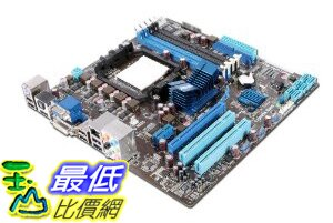 [美國直購 二手整新品 保固1月] ASUS M4A785-M - AM3 - AMD785G - DDR2 - HDMI - uATX Motherboard