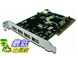 [美國直購 ShopUSA] 主板 ADS Technologies USB Turbo 2.0 for PC/Mac Upgraderade PCI Card USBX-2000 $748