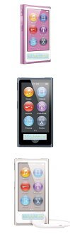 [美國直購 ShopUSA] Apple iPod nano 16GB Silver (7th Generation) NEWEST MODEL $5900
