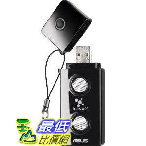 [美國直購 ShopUSA] ASUS 聲卡 Xonar U3 Sound Cards (XONAR_U3/UAD/B/A) by Asus $1549