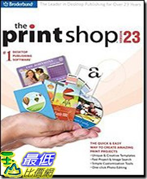 [A 美國直購 ShopUSA] 打印店 The Print Shop v.23 (JC) $666