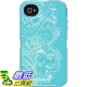 [美國直購 USAshop] OtterBox 保護殼 77-20407 Defender Series Eternality Collection Case for iPhone 4/4S - Retail Packaging - Celestial