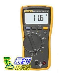 (公司貨)  Fluke 116  /EM ESP 溫度及微安電流測量 HVAC 萬用錶