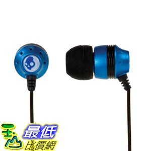 [美國直購 USA Shop] Skullcandy 耳機 INK'd Earbuds with In-Line Microphone S2INBI-UB (Blue/Black) $1105