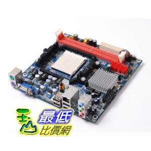 [美國直購 ShopUSA] Zotac 主機板 GeForce 6100 Mini ITX AMD Motherboard GF6100-E-E  $2099