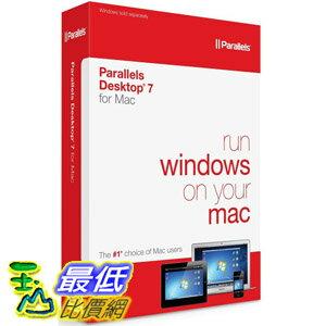 [美國直購 ShopUSA] 軟體 Parallels Desktop 7 for Mac [Old Version] $1932