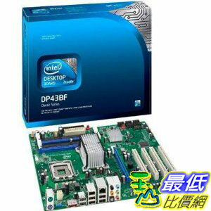 [美國直購 ShopUSA] Intel 主板 Core 2 Quad/Intel P43/DDR3/A&GbE/ATX Motherboard ,Retail BOXDP43BF $3459