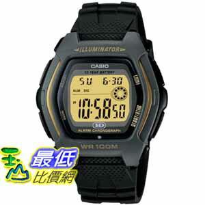 [美國直購 ShopUSA] Casio 手錶 Men's Watch HDD600G-9AV