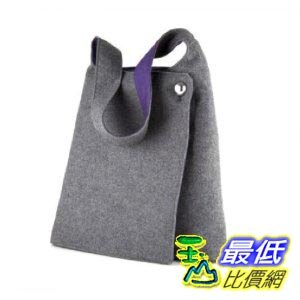 [美國直購] Speck 手提包 NBK-AL10-A00A15 Products A-Line Tote for iPad, Netbook and eReaders, Gray/Purple $1840