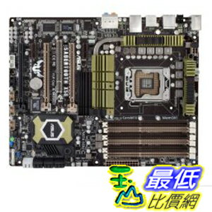[二手保固1個月] 主機板 ASUS Socket 1366/Intel X58/ATX Motherboard s SABERTOOTH X58 $8300
