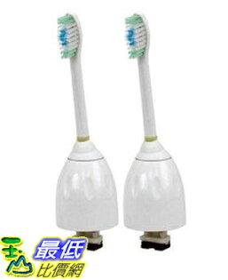[2入裝最低價] Philips Sonicare 牙刷頭 HX7002/30 E-Series Replacement Brush Head $748