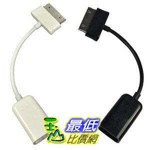 [玉山百貨網]  SAMSUNG GALAXY TAB專用USB OTG Host資料連接線 適用於三星平板/P7510 P7500 P6800 P7310 7.0 7.7 8.9 10.1_S24