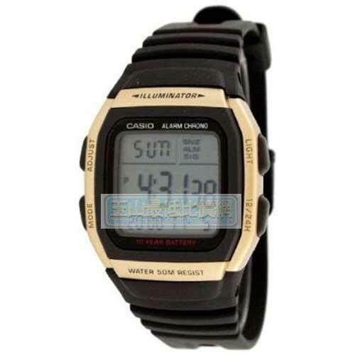 [美國直購 ShopUSA] Casio 手錶 Men's Watch W96H-9AV
