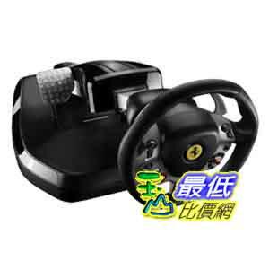[美國直購 ShopUSA] Thrustmaster Ferrari Vibration GT Cockpit 458 for  XBOX and PC$22116