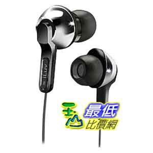 [美國直購 ShopUSA] iEP322BLK 耳機 City Lights In-Ear Earphones - Ultra Bass  $488