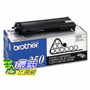 [美國直購] Brother TN350 Compatible Toner Cartridge for use with Brother HL-2040, HL-2070N, FAX-2820, FAX-2920, MFC-7220, MFC-7225n, MFC-7420, MFC-7820n, DCP-7020 Printers - Black