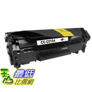 [美國直購] 2 Pack of New Compatible Canon 104 Toner Cartridge-Black $1200