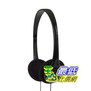 [美國直購] Koss 黑色耳機 KPH7 Lightweight Portable Headphone, Black $496