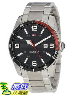 [美國直購 USAShop] Tommy Hilfiger 手錶 Men's 1790916 Casual Sport 3-Hand Stainless Steel Case and Bracelet Watch $3495