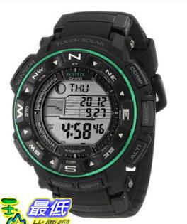 [美國直購 USAShop] Casio 手錶 Men's PRW2500-1B ProTrek Tough Solar Atomic Digital Watch