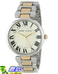 [美國直購 USAShop] Anne Klein Women's AK/1429SVTT Two-Tone Bracelet 手錶 $2929