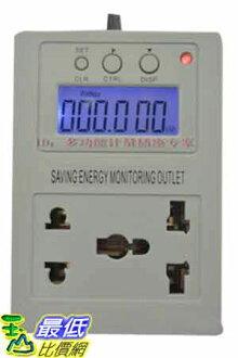[玉山最低比價網] 帶背光 第二代PMM1106(美標110V)多功能計量插座 hu054a $780