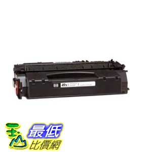 [美國直購 ShopUSA] Compatible 硒鼓 Black HP Toner Cartridge Q5949X (6,000 Page Yield) for HP LaserJet 1320tn, HP LaserJet 33   $1144