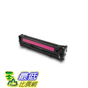 [美國直購 ShopUSA] Compatible 硒鼓 HP CB543A-C Magenta Toner Cartridge   $940