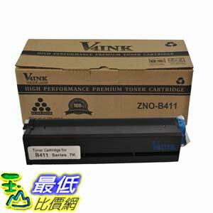 [美國直購 ShopUSA] V4INK? New 硒鼓 Compatible OKI 44574703 Toner Cartridge-Black for OKI B411/431 Series Toner Printers (4,000 Yield)   $1500