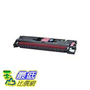 [美國直購 ShopUSA] HP 硒鼓 1500, 2500, 2550, 2840 Compatible Magenta Toner (Q3963A) $1338