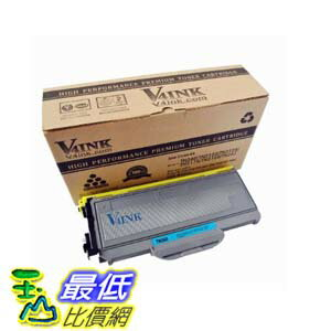 [美國直購 ShopUSA] V4INK 粉盒 New Compatible Brother TN360 Toner Cartridge-Black   $840
