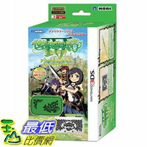 [刷卡價]  新年優惠 3DS HORI 世界樹的迷宮4 配件包 內含主機包 保護殼 觸控筆3DS-121