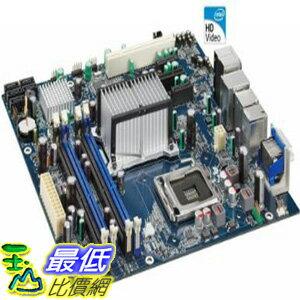 [美國直購 ShopUSA] INTEL 台式機主板 MB BLKDG45ID 1333FSB DDR2 800 Aud Lan RAID SATA uATX - 10 Pack $10176