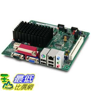 [美國直購 ShopUSA] Intel 主機板 D2500HN Atom D2500 Fanless Mini-ITX Motherboard,VGA, BLKD2500HN $4477