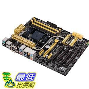 [103美國直購 ShopUSA] Asus 主機板 ATX DDR3 2400 Socket P Motherboards A88X-PRO $5707