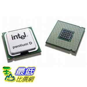 [103美國直購 ShopUSA] Intel 處理器 Pentium D Processor 950 4M Cache, 3.40 GHz, 800 MHz FSB $8386
