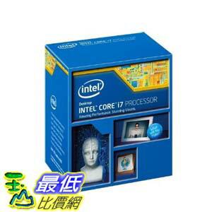 [103美國直購 ShopUSA] Intel 四核處理器 Core i7-4770 Quad-Core Desktop Processor 3.4 GHZ LGA 1150 8 MB Cache BX80646I74770 $13008