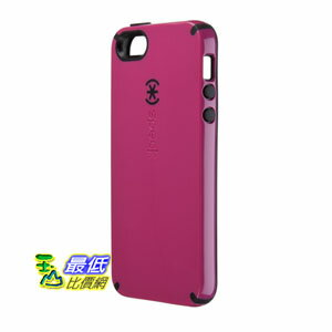 [美國直購] Speck 保護殼 SPK-A0480 Pink Black Products CandyShell Glossy Case for iPhone 5 - Retail Packaging