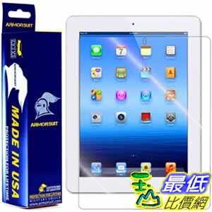 [美國直購 ShopUSA] ArmorSuit 保護套 MilitaryShield - Apple iPad 4 with Retina Display / iPad 3 / iPad 2 Screen Protector Shield