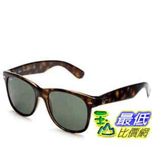 [美國直購 ShopUSA] Ray-Ban 太陽鏡 RB2132 New Wayfarer Sunglasses $3305