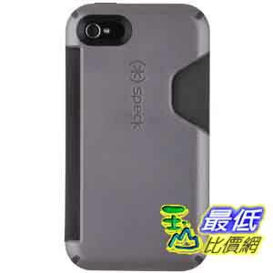 [美國直購] 手機殼 Speck SPK-A0332 CandyShell Card Phone Case for iPhone 4