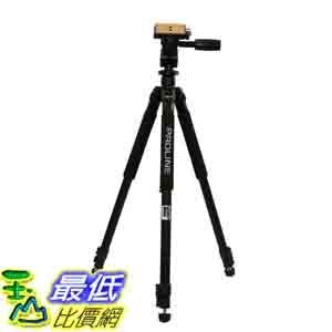 [美國直購 ShopUSA] 三腳架 Dolica AX730P105 73-Inch Proline Tripod and Pan Head