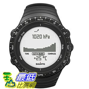 [美國直購] Suunto Men's SS014809000 Core Outdoor Matrix Regular Black Watch