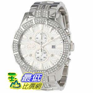 [104美國直購] Marc Ecko Men's E22569G1 The M-1 Silver Stainless Steel Watch