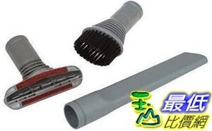 [104美國直購] 鋼管 筆刷工具 Bartyspares B006MQT4PI Full Tool Kit For Dyson Crevice Stair Brush Tools