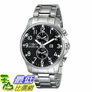 [104美國直購] 男士手錶 Invicta Men's 0379 II Collection Stainless Steel Watch