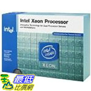 [104美國直購] Intel 英特爾盒裝 BOXED XEON 3.0GHZ 1M-800FSB S604 FAN BX80546KG3000EA