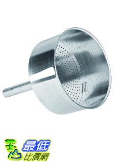[104美國直購] Bialetti 06876 Moka Express 3-Cup Replacement Funnel 經典摩卡壺 替換漏斗 3杯 適用